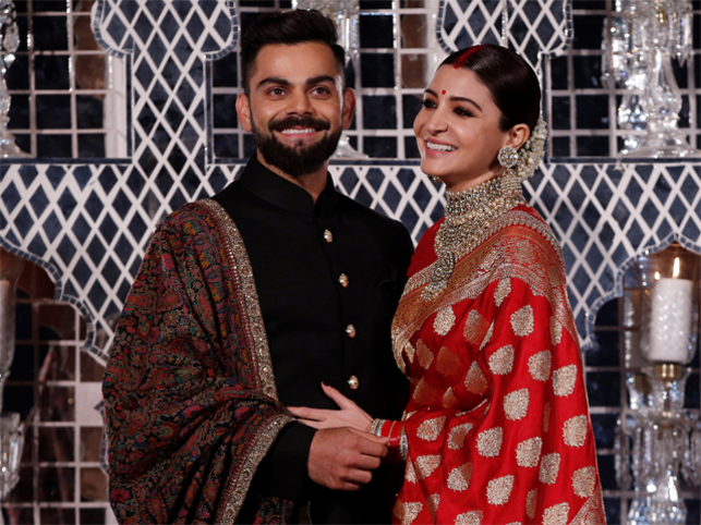 Virushka to host wedding reception in Mumbai now