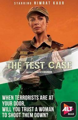 The Test Case trailer: Nimrat Kaur is searing in the new look from the web series