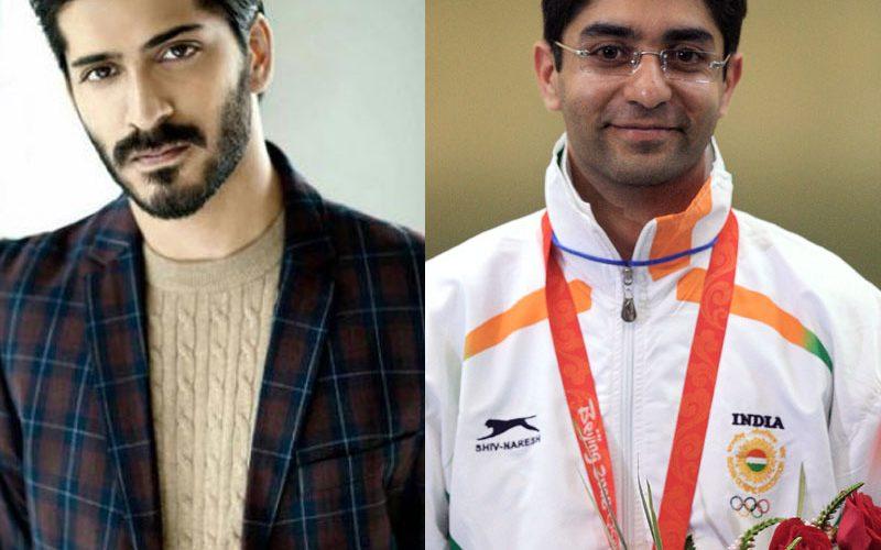 Harshvardhan Kapoor to play Abhinav Bindra in a biopic!!