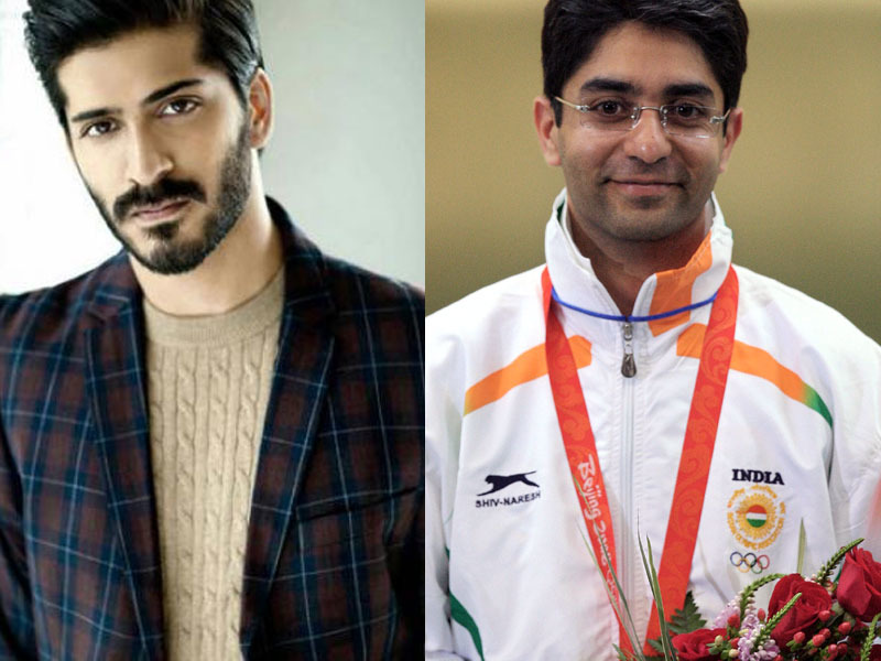Harshvardhan Kapoor to play Abhinav Bindra in a biopic!!