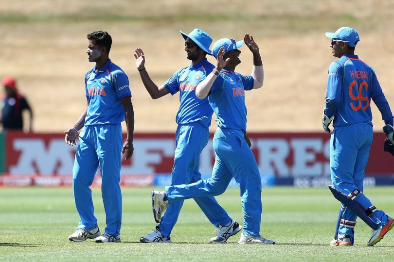 ICC Under-19 World Cup 2018, India beat Bangladesh by 131 runs and enters in the semifinal against Pakistan