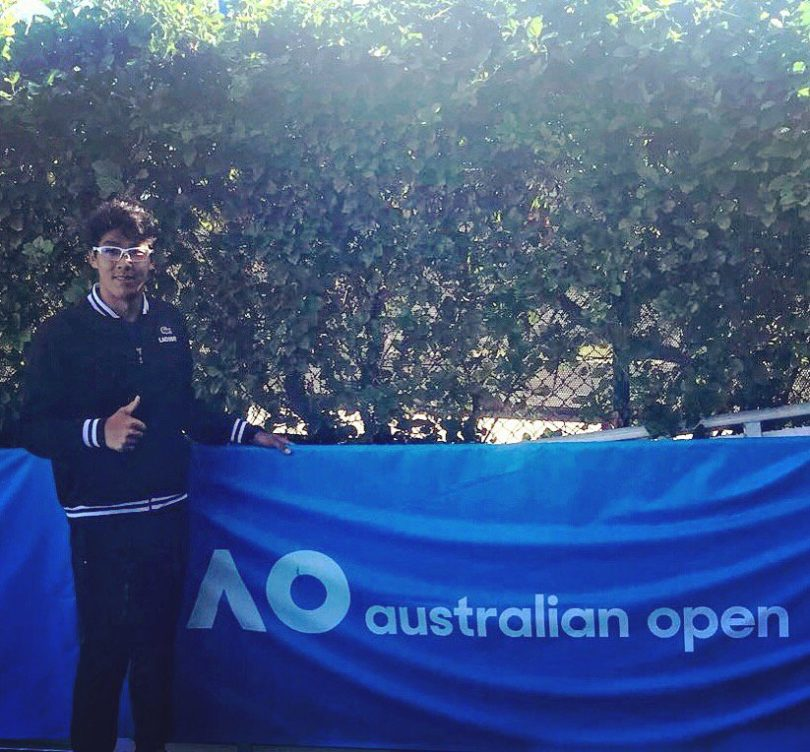 Australian Open 2018- Chung is two steps away from his first Grand-Slam