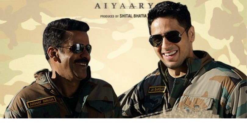 Siddharth Malhotra celebrates 32 birthday as Aiyaary awaits the release