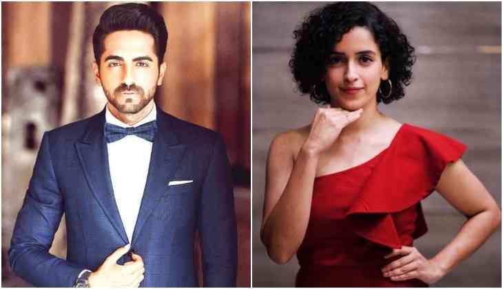 Ayushman Khurana, Sanya Malhotra to start 'Badhai Ho!'