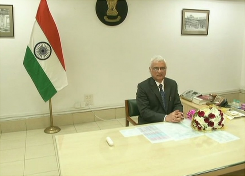 OP Rawat appointed as Chief Election Commissioner of India