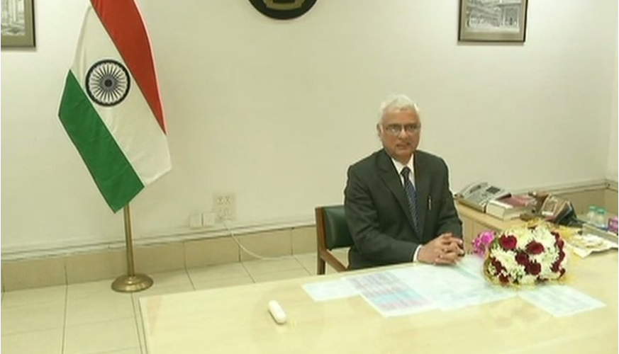 Om Prakash Rawat is the new Chief election commissioner