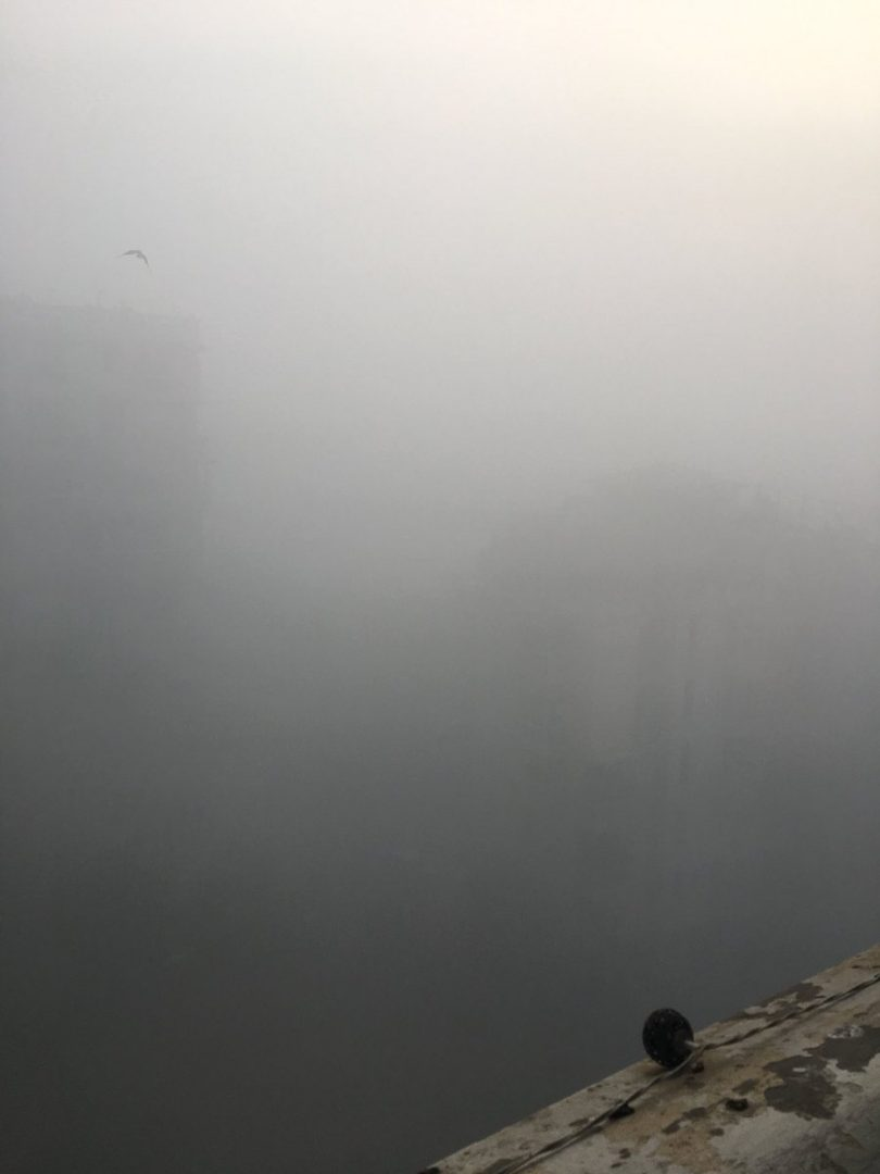 Delhi weather: 6 January, the coldest morning of the season