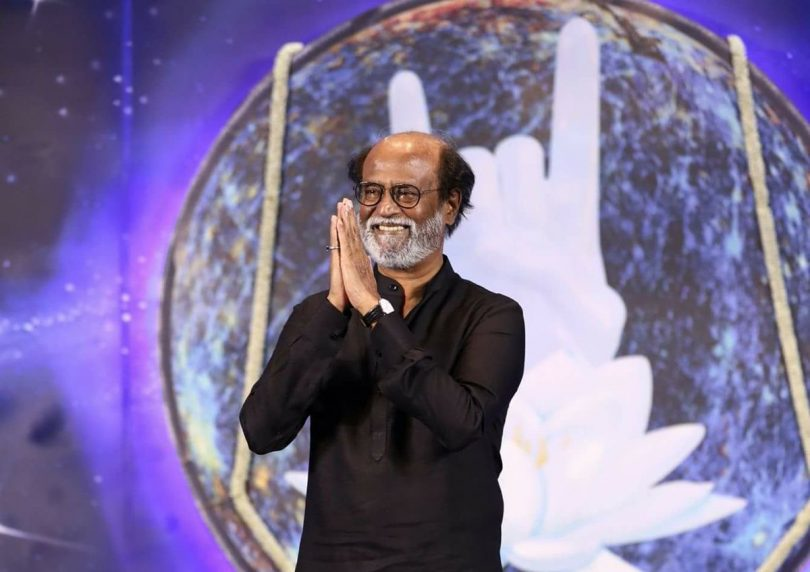 Rajinikanth launches website and mobile app after joining politics