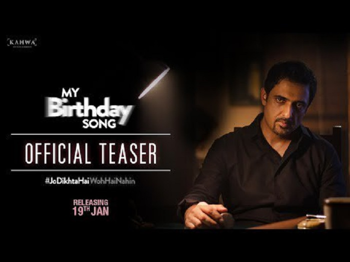 My Birthday Song's official teaser starring Sanjay Suri is out now