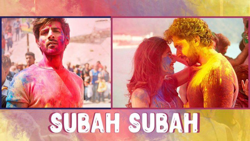 Sonu Ke Titu Ki Sweety: Subah Subah song from Arijit Singh released