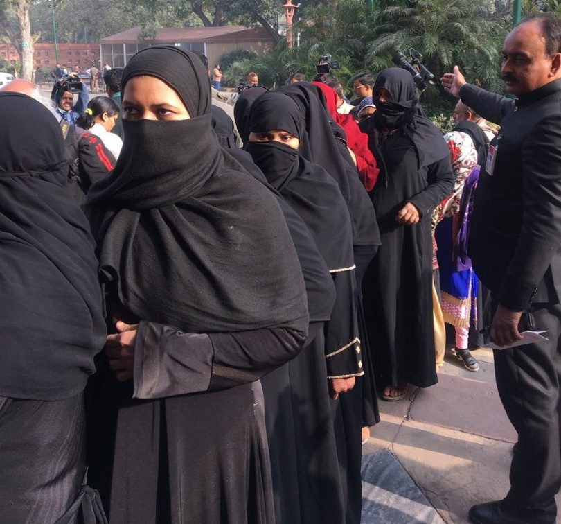 Rajya Sabha adjourns till tomorrow after disruption over Triple Talaq bill