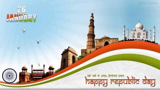 happy republic day 2018
