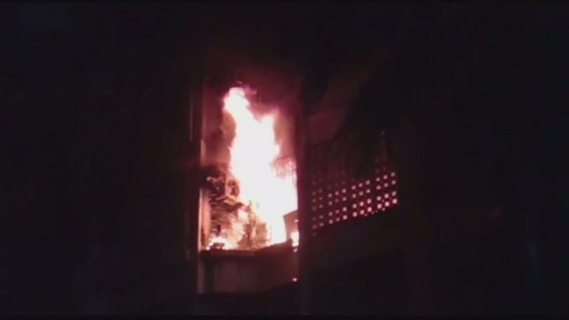 Fire breaks at the Maimoon building in Marol, Mumbai; After Kamala Mills fire tragedy