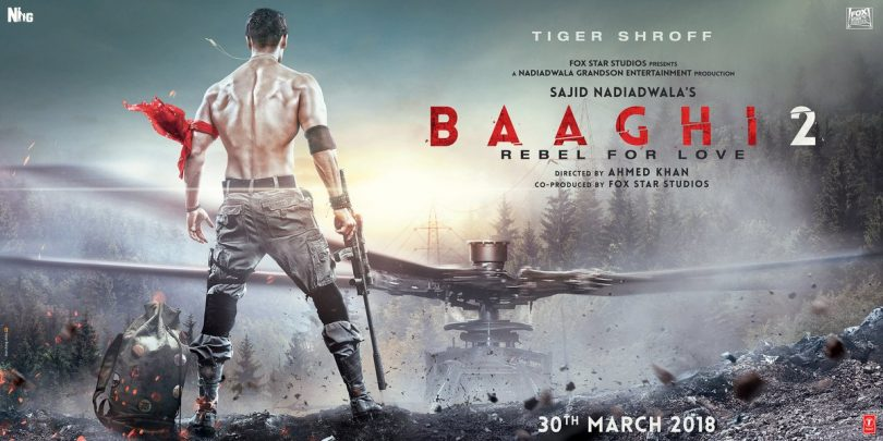 Tiger Shroff's Baaghi 2 to release on March 30 2018