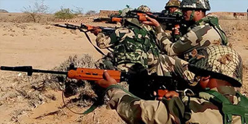 BSF avenge martyred soldier, kill ten Pakistani soldiers and destroy mortar posts