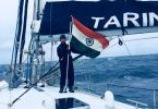 Navy's all woman Crew, INSV Tarini, successfully crosses Cape Horn