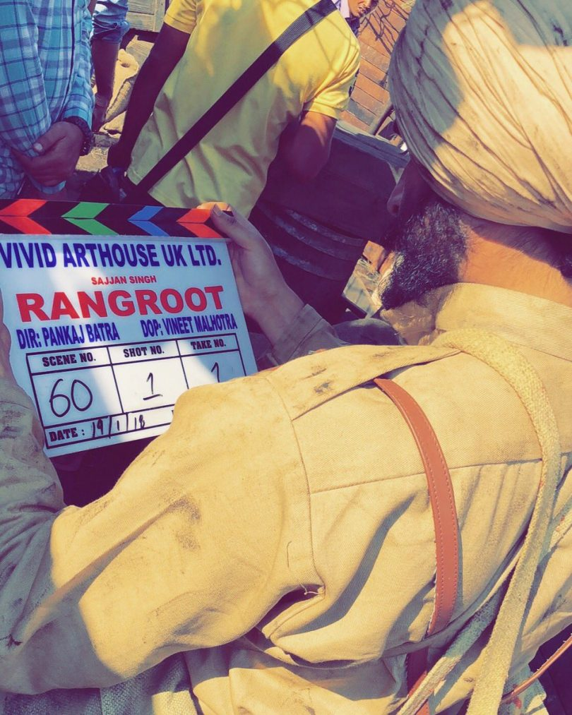 Diljit Dosanjh's Rangroot to release on March 23 2018