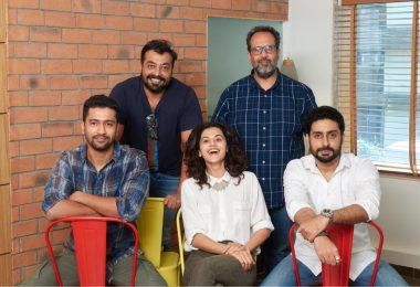 Manmarziyaan to star Abhishek Bachchan, Taapsee Pannu and Vicky Kaushal