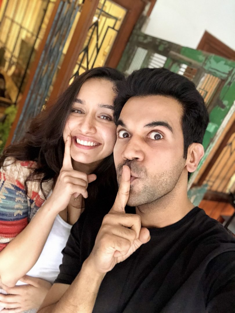 Rajkumar Rao, Shraddha Kapoor starrer horror comedy called 'Stree'