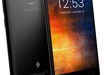 Smartron launches new smartphone T.phone P at Rs 7,999