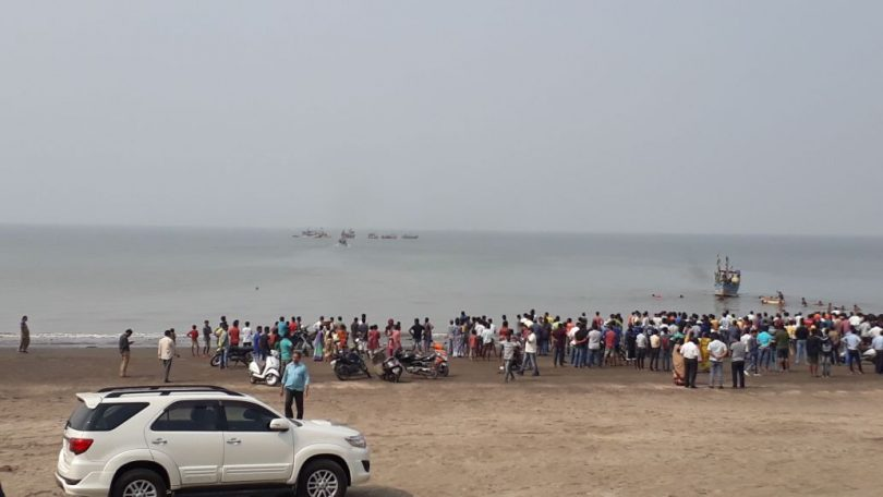 Boat capsizes with 40 students near Maharashtra's Dahanu; 4 dead reported