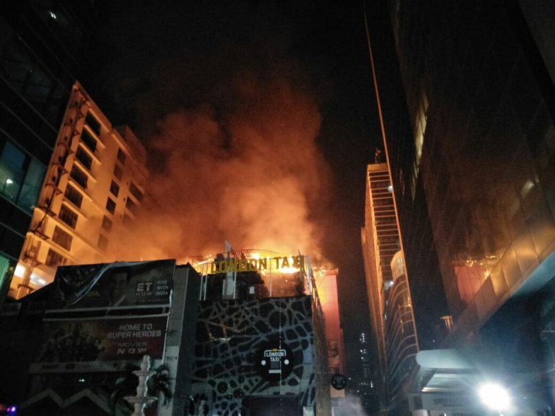 Kamala Mills fire: BMC to submit report by January 19