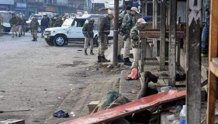 Kashmir police found IED on Srinagar highway today; No damage reported
