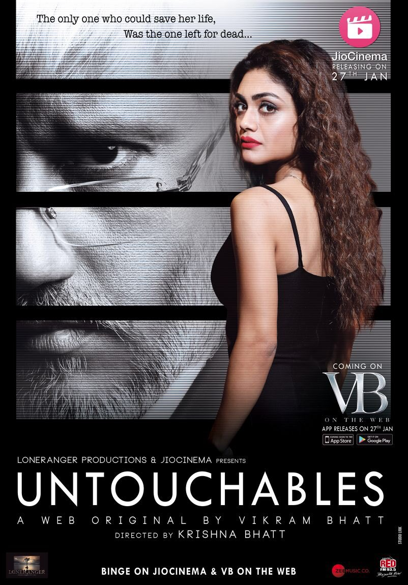 Vikram Bhatt's daughter Krishna Bhatt becomes director with 'Untouchables'