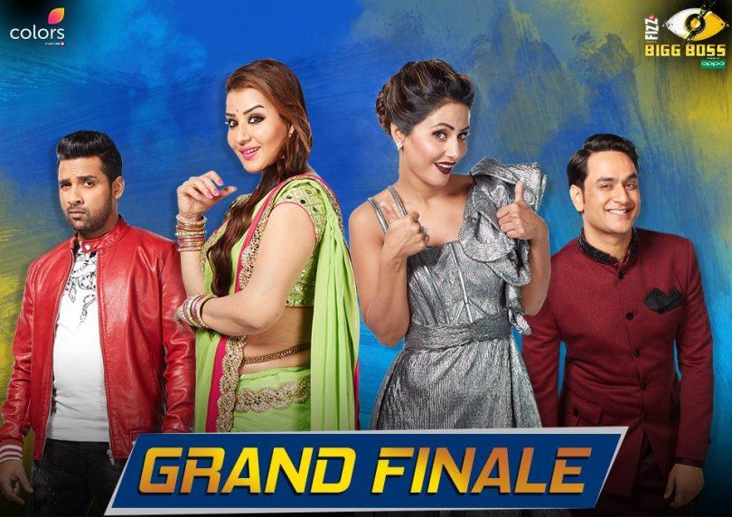 Bigg Boss 11 Finale: Shilpa Shinde to win; Twitterati pours