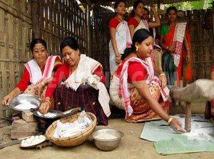 Magh Bihu: An Assamese harvest festival