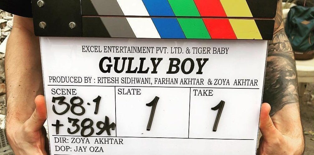 Ranveer Singh and Alia Bhatt's Gully Boy begins shooting today