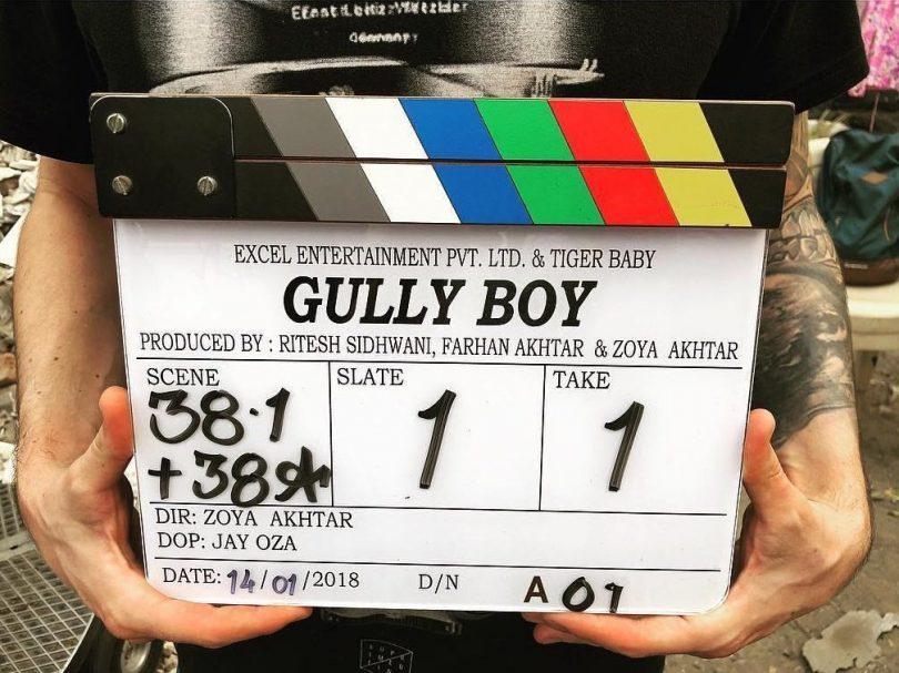 Ranveer Singh and Alia Bhatt's Gully Boy begins shooting today