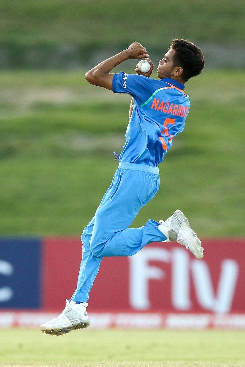 Under 19 Cricket world cup: India defeats Australian cricket team by 100 runs