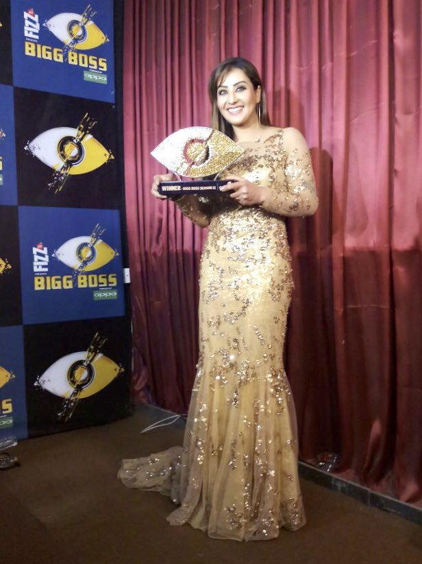 Shilpa Shinde talks about winning Bigg Boss 11, won't meet Hina Khan again