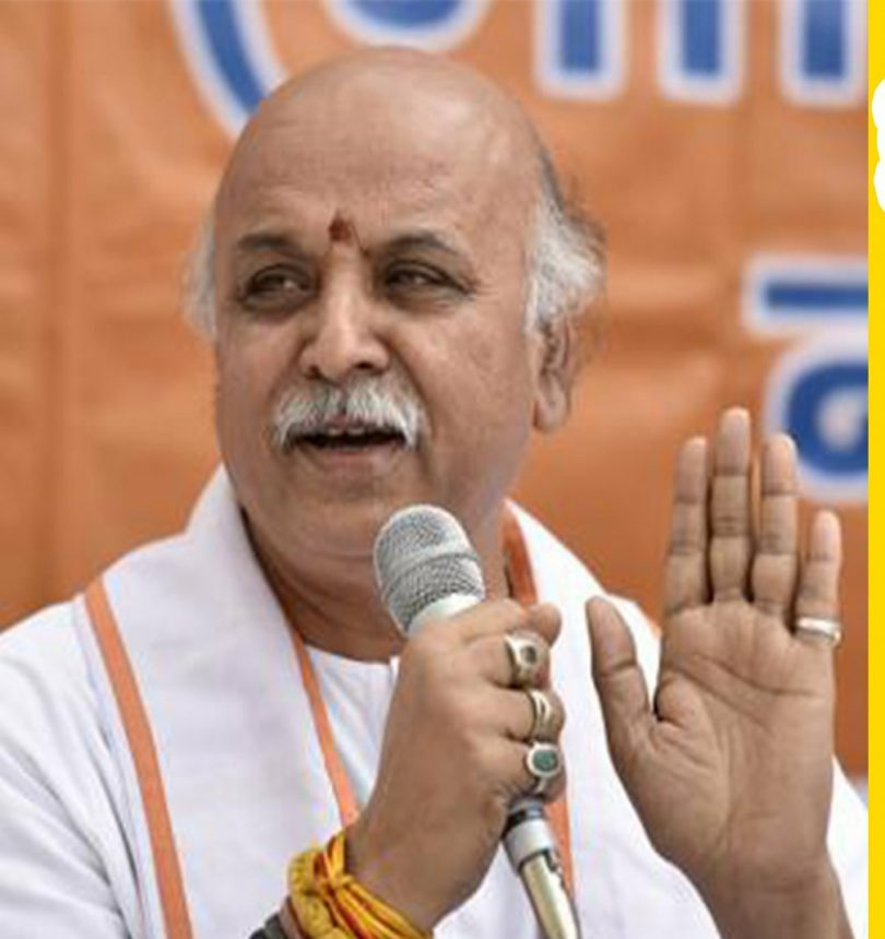 Pravin Togadia breaks down before media; Alleges to be killed in encounter
