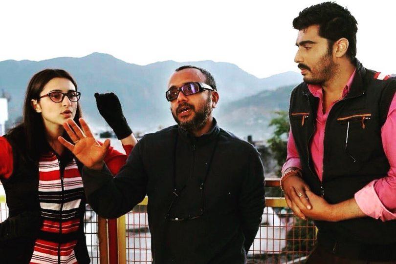 Arjun Kapoor wraps 'Sandeep aur Pinky Faraar'