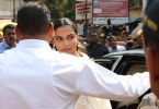 Deepika Padukone reaches Siddhivinayak temple to seek blessing for Padmaavat