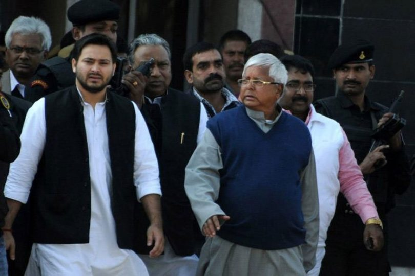 Lalu Prasad Yadav sentenced to 5 years Jail in Chaibasa fodder scam case
