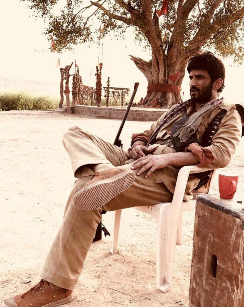 Son Chiriya: Sushant Singh Rajput's first look revealed