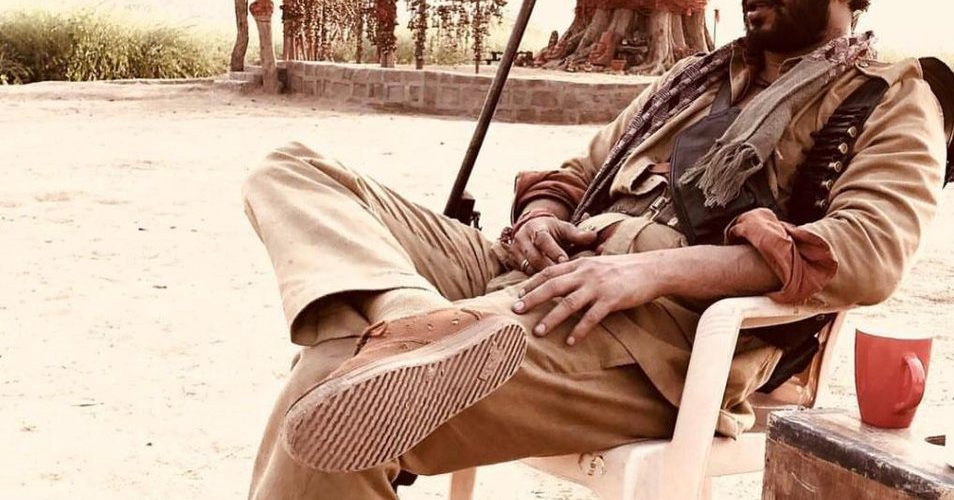 Sushant Singh Rajput Looks Intense as Dacoit in Sonchiriya