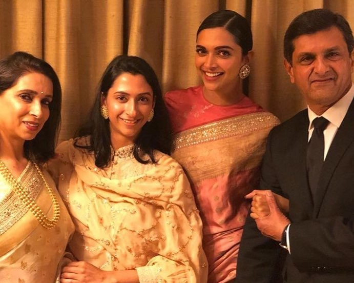 Prakash Padukone honored with Lifetime achievement award, daughter Deepika Padukone gets emotional
