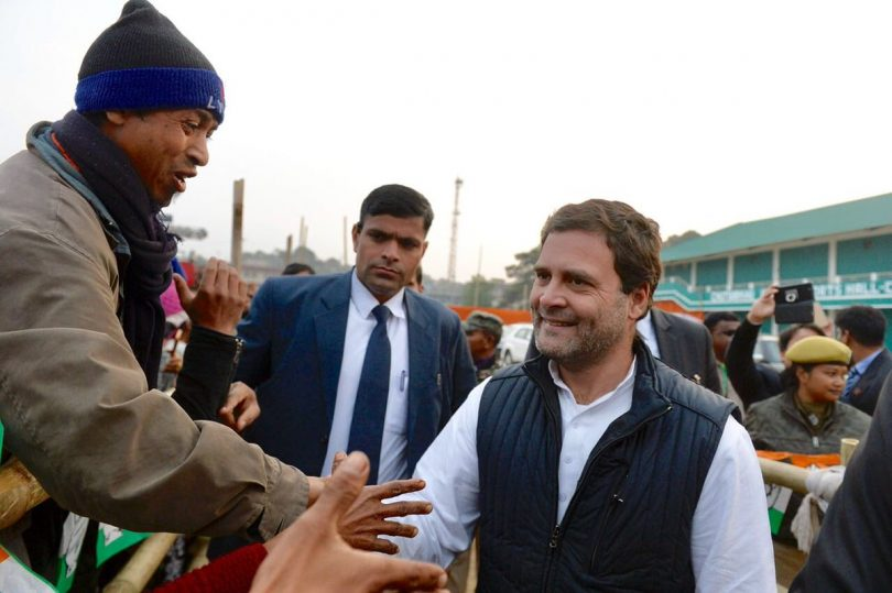 Karnataka Assembly Election 2018: Rahul Gandhi to begin Congress campaign from 10 February