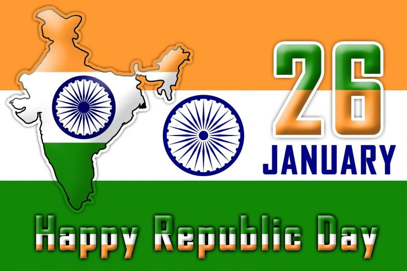 Republic Day 2018 Images Greetings Wallpapers For Whatsapp And
