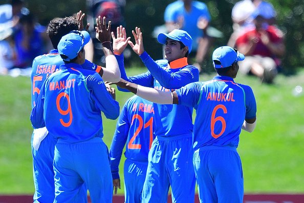 ICC U19 World cup 2018, Shubham Gill's Ton help India to Seal Place in Final