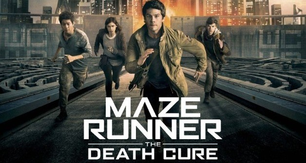 Maze Runner: The Death Cure movie review: No cure for a bad story, none!!