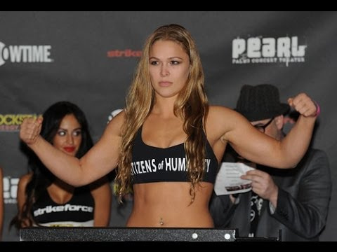 After WWE signing, Ronda Rousey updates on MMA career