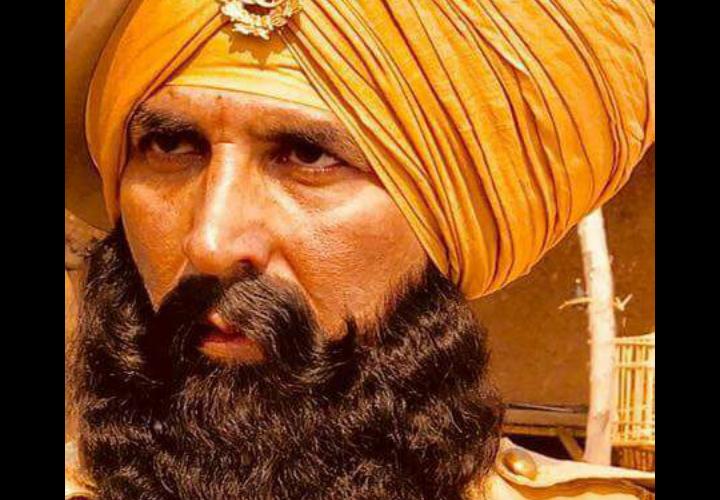 Akshay Kumar's first look from Kesari revealed