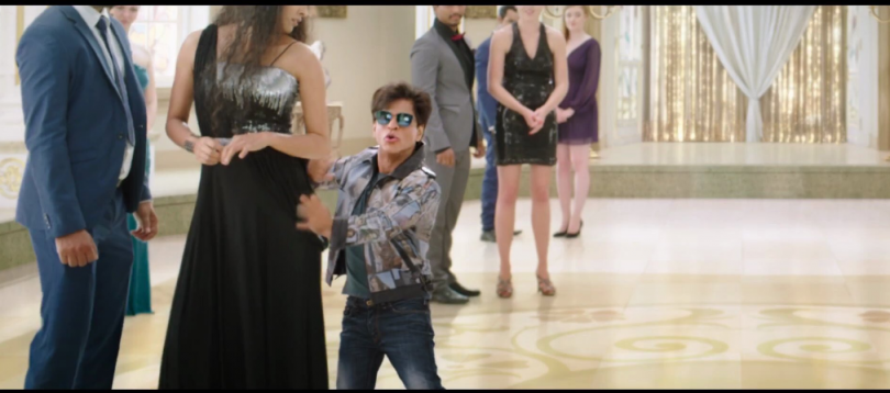Zero: Shah Rukh Khan Unveiled Name and First look of his upcoming Movie