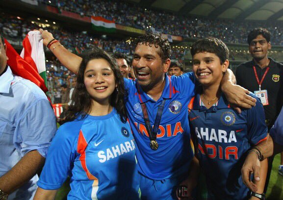 Sachin Tendulkar's Daughter Harassed from nearby telephone exchange. Accused arrested.