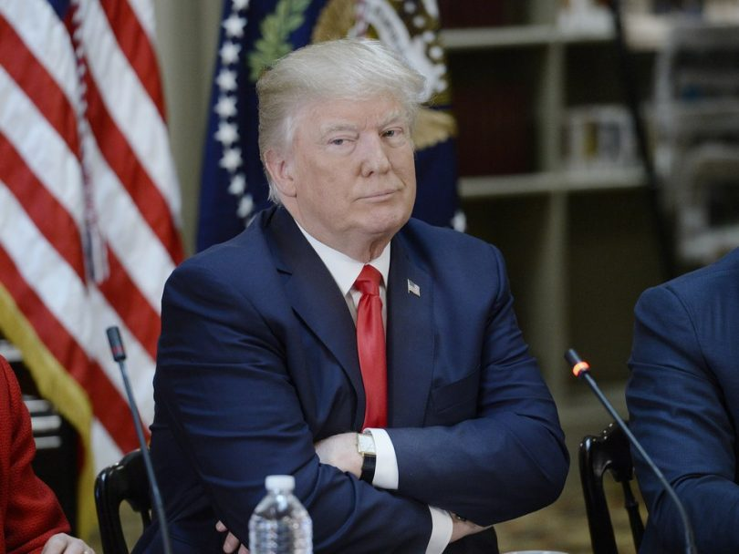 Donald Trump lashes out on U.S. economical aid to Pakistan